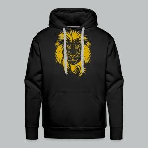 Lion - Men's - Men's Premium Hoodie