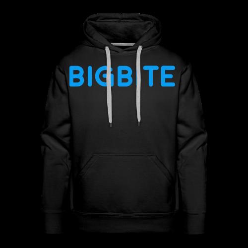 BIGBITE Men's Hoodie - Men's Premium Hoodie