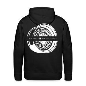 Focused Photography Premium hoodie. - Men's Premium Hoodie