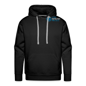 Logo Blsck Hoodie - Men's Premium Hoodie