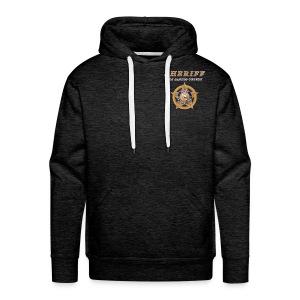 Dark Grey COLORADO DEPARTMENT OF JUSTICE Hoody - Men's Premium Hoodie