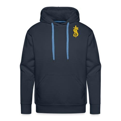 """Gold """""""" hoodie - Men's Premium Hoodie"""