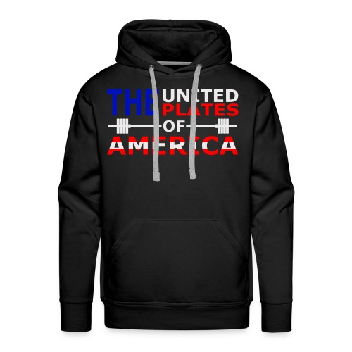 United Plates of America - Men's Premium Hoodie