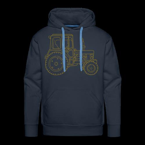 Tractor - Men's Premium Hoodie
