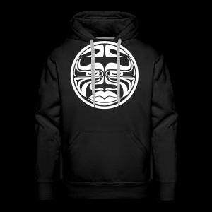 Buffalo Mask Hoodie - Men's Premium Hoodie