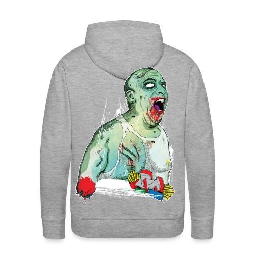 Zombie Glutton - Men's Premium Hoodie