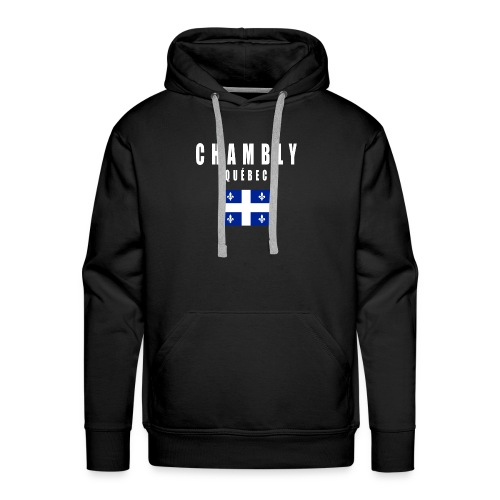 Chambly - Québec - Men's Premium Hoodie