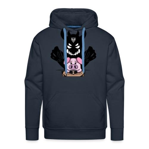 Men's Slapped Ham Ouija Hoodie - Men's Premium Hoodie