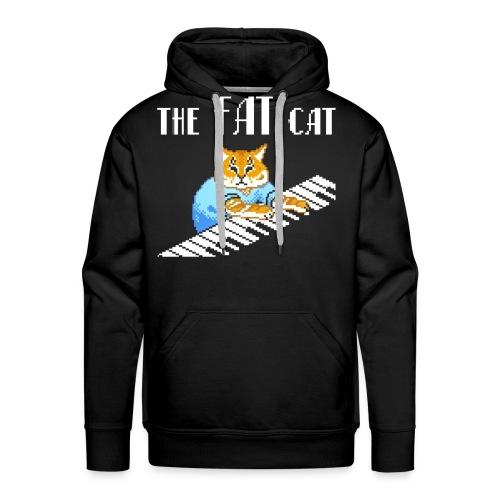 The Fat Cat - Men's Premium Hoodie