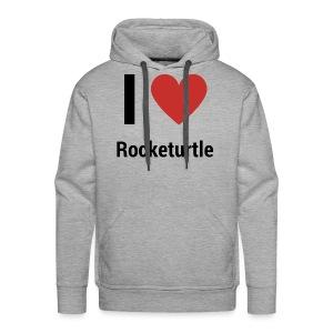 rocketurtle hoodle - Men's Premium Hoodie