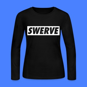 Swerve Long Sleeve Shirts - stayflyclothing.com - Women's Long Sleeve Jersey T-Shirt