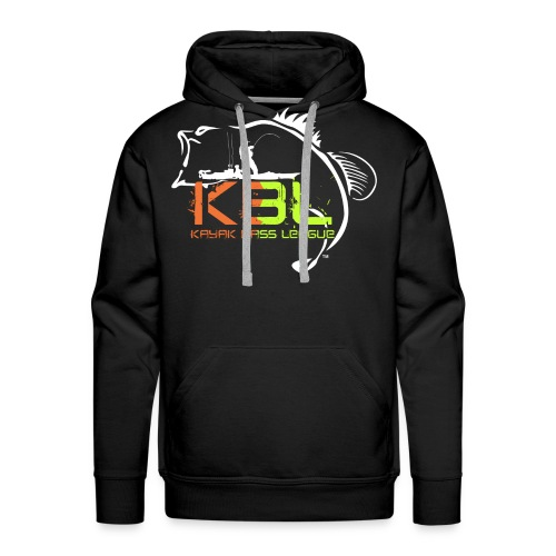 KBL Club Classic Tour Logo Men's Hoodie - Men's Premium Hoodie