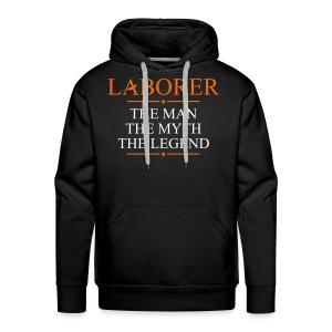 Laborer - Men's Premium Hoodie