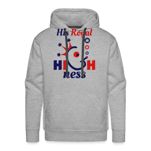 His Royal Highness - Men's Premium Hoodie