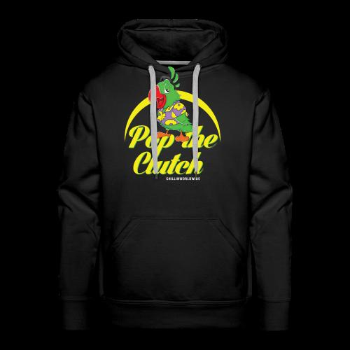 Pop The Clutch Men's Hoodie - Men's Premium Hoodie