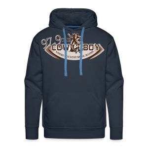 979 The Cowboy Hoody - Men's Premium Hoodie
