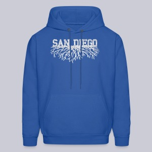 My San Diego Roots - Men's Hoodie