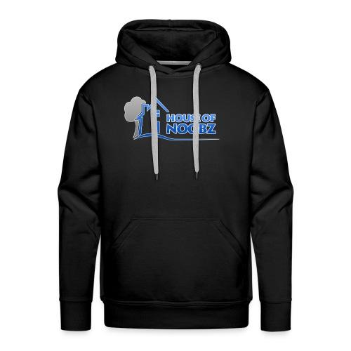 House of Noobz Hoodie - Men's Premium Hoodie