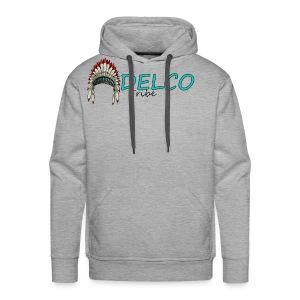 Extra Comfy Delco Tribe Hoodie - Men's Premium Hoodie