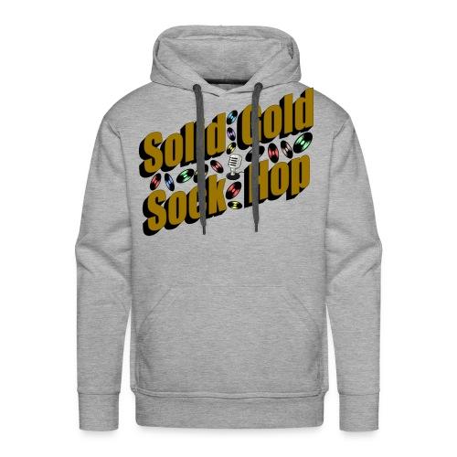 Hooded Sweats - Men's Premium Hoodie