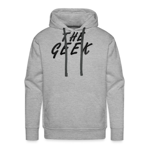 Geek's Sweatshirt M - Men's Premium Hoodie