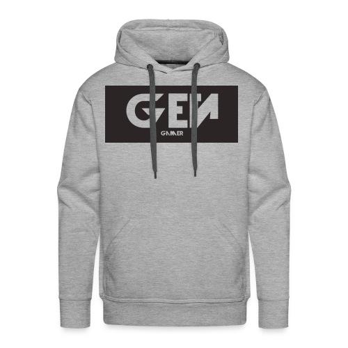 Gen Gamer Hoodie - Men's Premium Hoodie