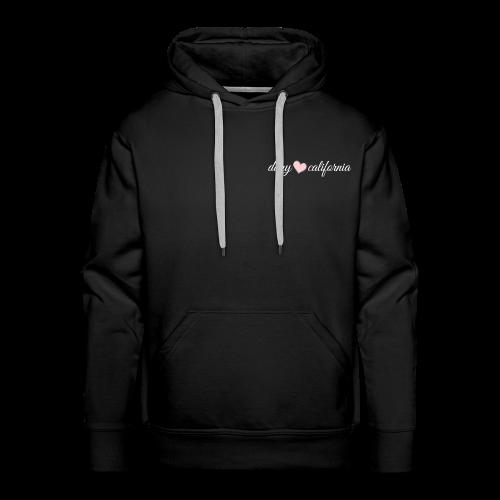 Dany California team hoodie (mens adult) - Men's Premium Hoodie