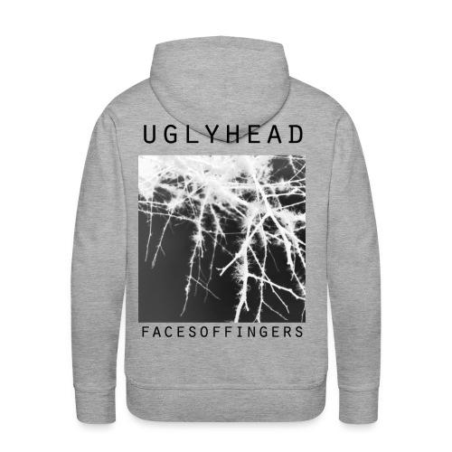 faces of fingers hoodie - Men's Premium Hoodie
