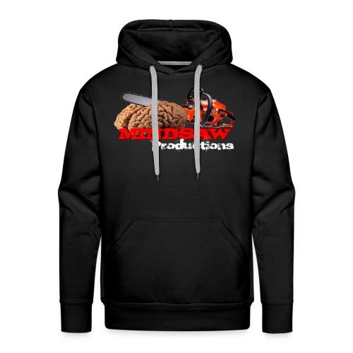 MindSaw Logo Hoodie - Men's Premium Hoodie