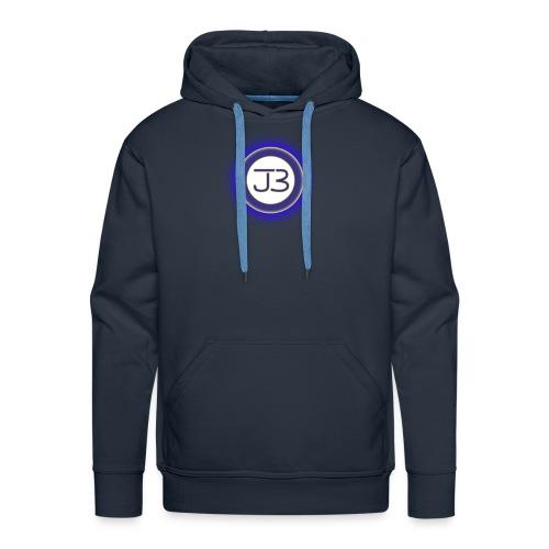 JTB logo Men' s Premium Hoodie - Men's Premium Hoodie