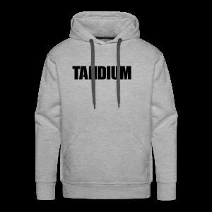 Tandium Mens Premium Hoodie - Men's Premium Hoodie