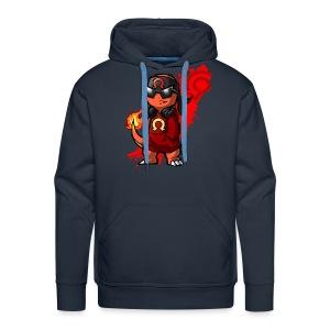 Match the #TeamOmega hood! - Men's Premium Hoodie