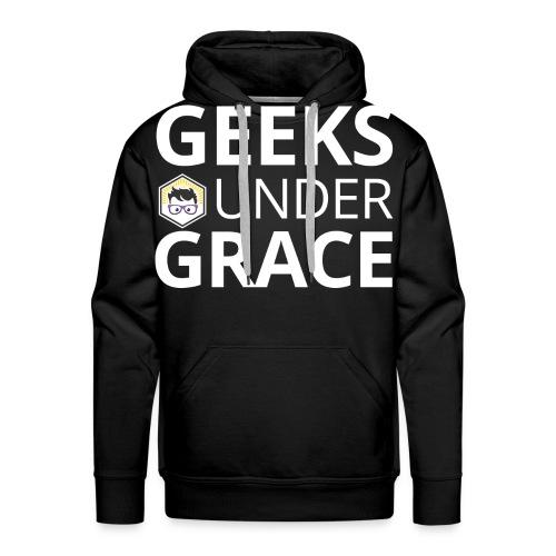 Bold Geeks Hoodie - Men's Premium Hoodie