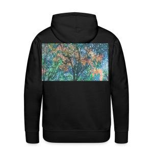 Tree Hoodie - Men's Premium Hoodie