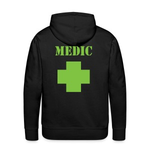 BBA MEDIC SHIRT - Men's Premium Hoodie