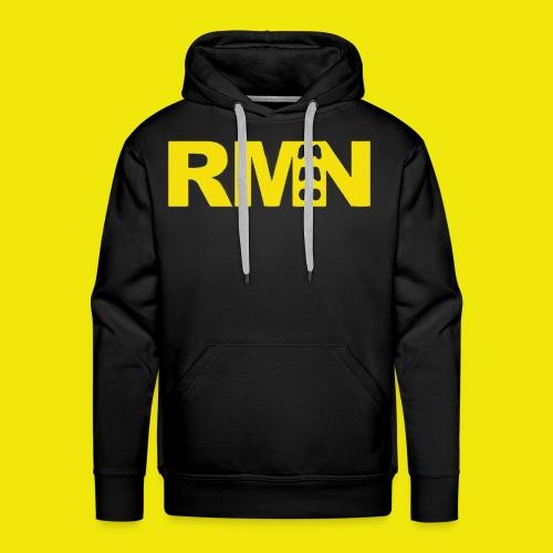 R&M Mens Hoodie - Men's Premium Hoodie