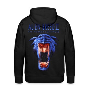 Alien Breed 2 - Men's Premium Hoodie