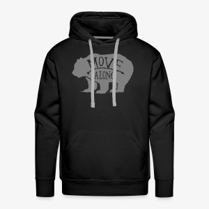 Move Along - Men's Premium Hoodie