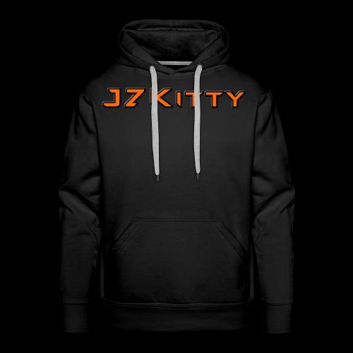 JZKittys Logo Men's Premium Hoodie - Men's Premium Hoodie