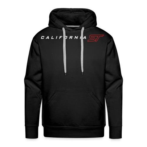 Black Cali ST Hoodie - Men's Premium Hoodie