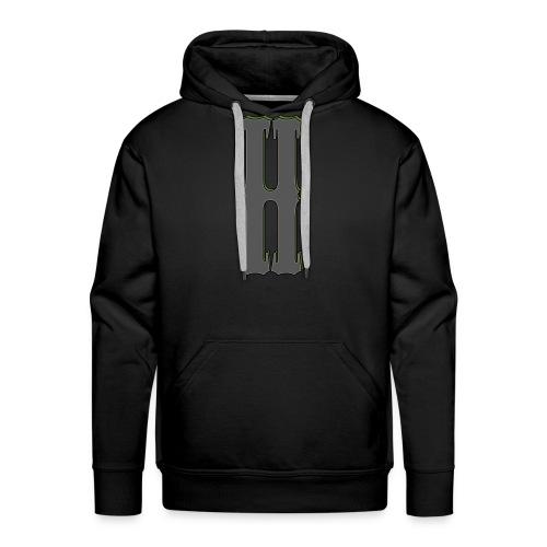 W4 - Men's Heavyweight Premium Hoodie - Men's Premium Hoodie