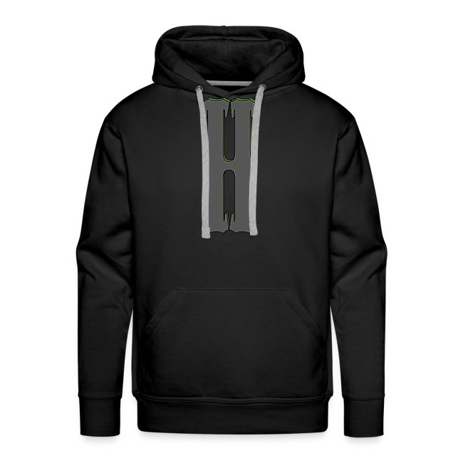 W4 - Men's Heavyweight Premium Hoodie