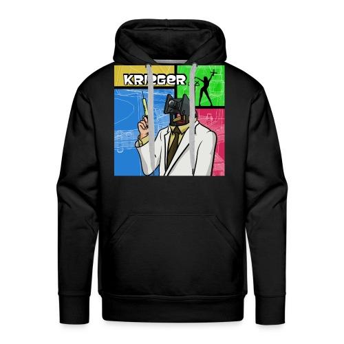 Krieger Hoodie - Men's Premium Hoodie