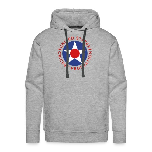 US Cricket Federation - Men's Premium Hoodie