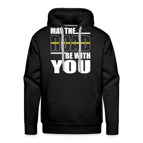 May the Road - Men's Premium Hoodie