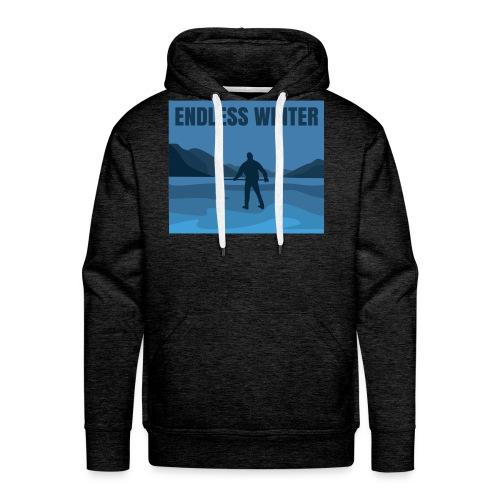 Endless Winter-Men's Hoodie - Men's Premium Hoodie