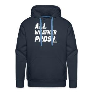 All Weather Pro Graphic Hoodie - Men's Premium Hoodie