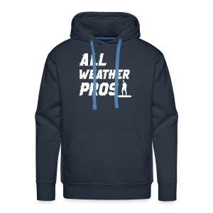 All Weather Pro Graphic Hoodie - Men's Premium Hoodie