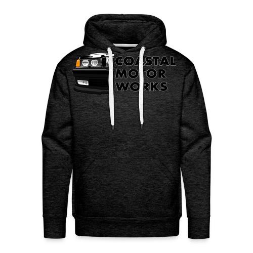 Coastal Motoroworks Club Hoodie (E36) - Men's Premium Hoodie