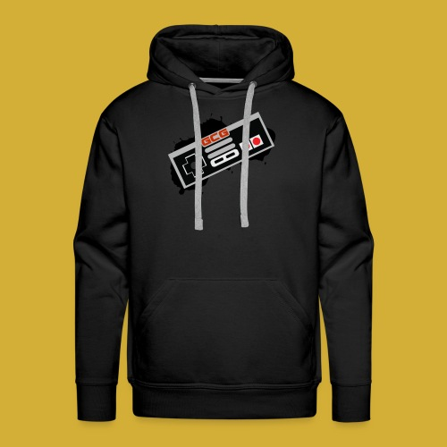 GoldClassGaming Logo Sweater Mens - Men's Premium Hoodie